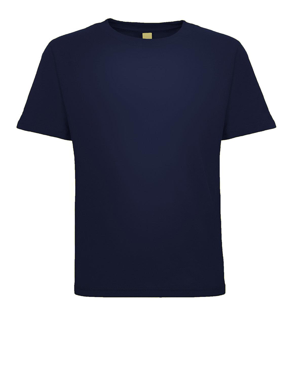 Next Level Toddler Cotton T-Shirt MIDNIGHT NAVY