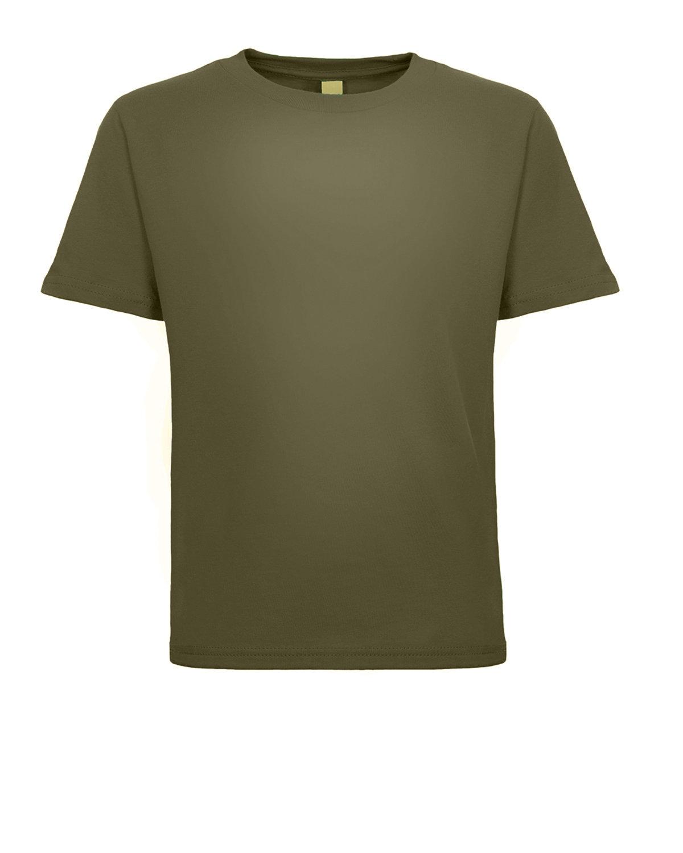 Next Level Toddler Cotton T-Shirt MILITARY GREEN