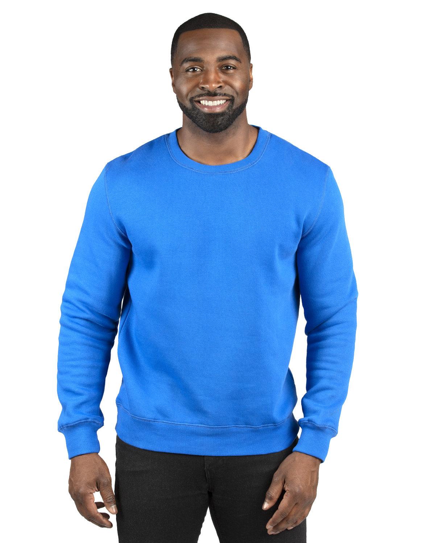 Threadfast Apparel Unisex Ultimate Crewneck Sweatshirt ROYAL