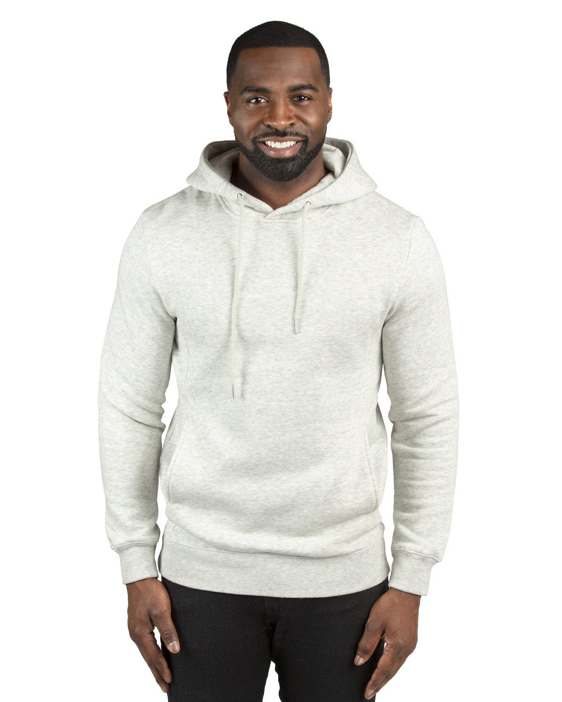Threadfast Apparel Unisex Ultimate Fleece Pullover Hooded Sweatshirt OATMEAL HEATHER