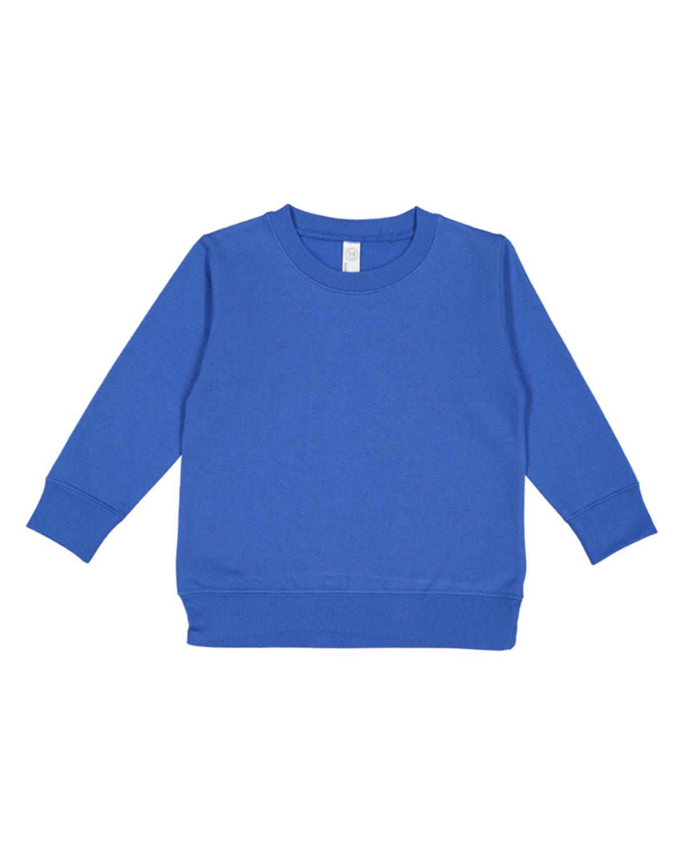 Rabbit Skins Toddler Fleece Sweatshirt ROYAL