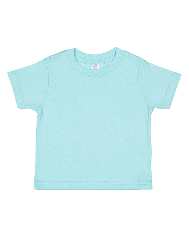 Rabbit Skins Toddler Fine Jersey T-Shirt CHILL