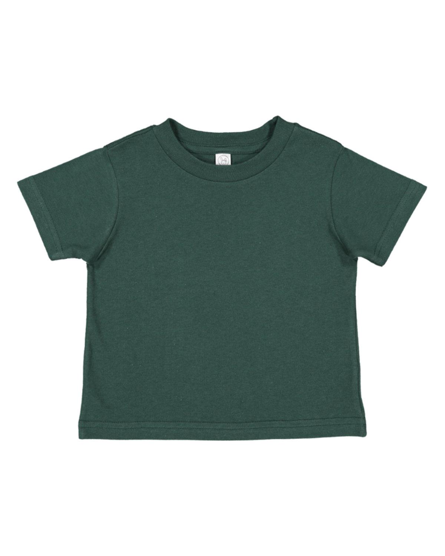Rabbit Skins Toddler Fine Jersey T-Shirt FOREST