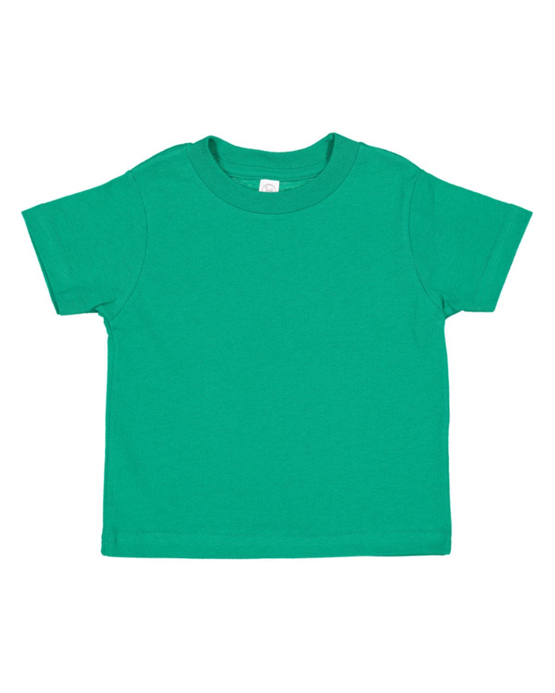 Rabbit Skins Toddler Fine Jersey T-Shirt KELLY