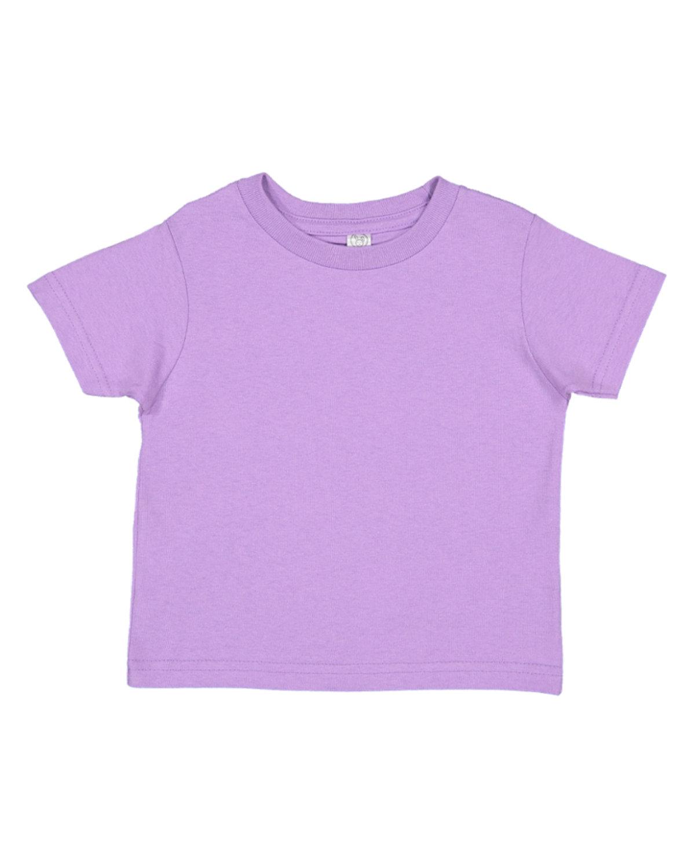 Rabbit Skins Toddler Fine Jersey T-Shirt LAVENDER