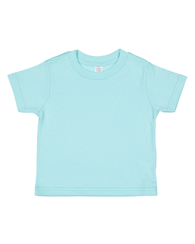 Rabbit Skins Infant Fine Jersey T-Shirt CHILL