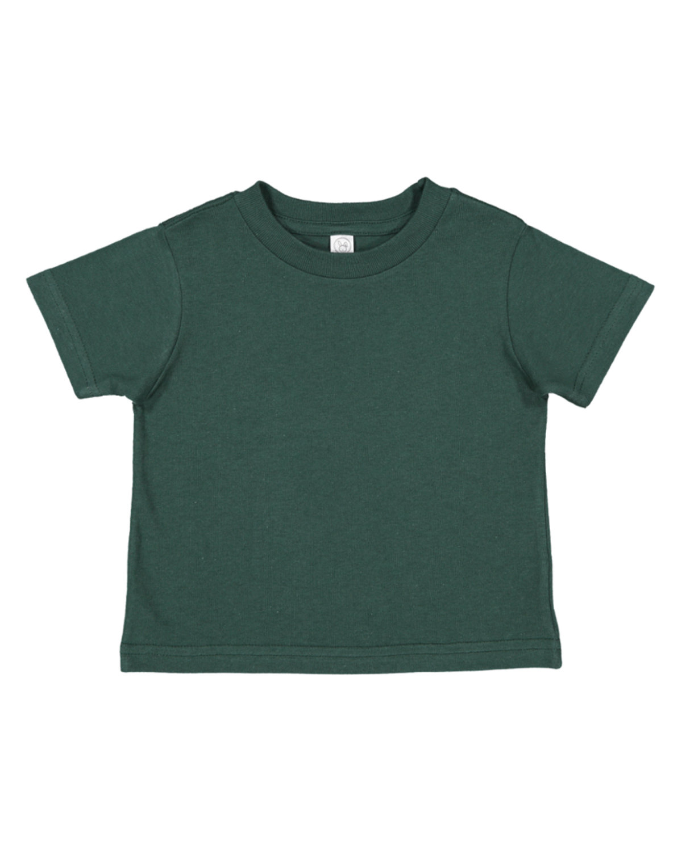 Rabbit Skins Infant Fine Jersey T-Shirt FOREST