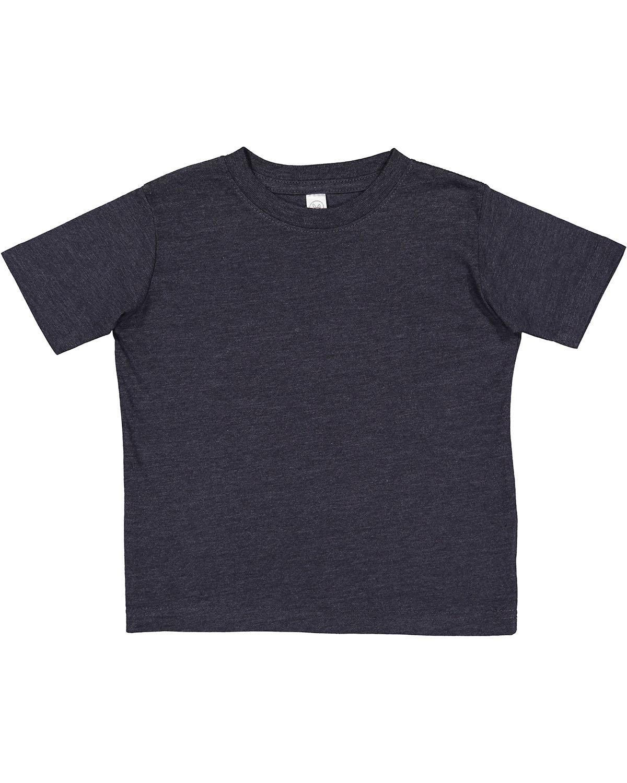 Rabbit Skins Infant Fine Jersey T-Shirt VINTAGE NAVY