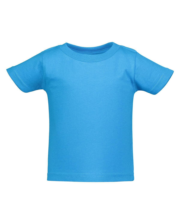 Rabbit Skins Infant Cotton Jersey T-Shirt COBALT