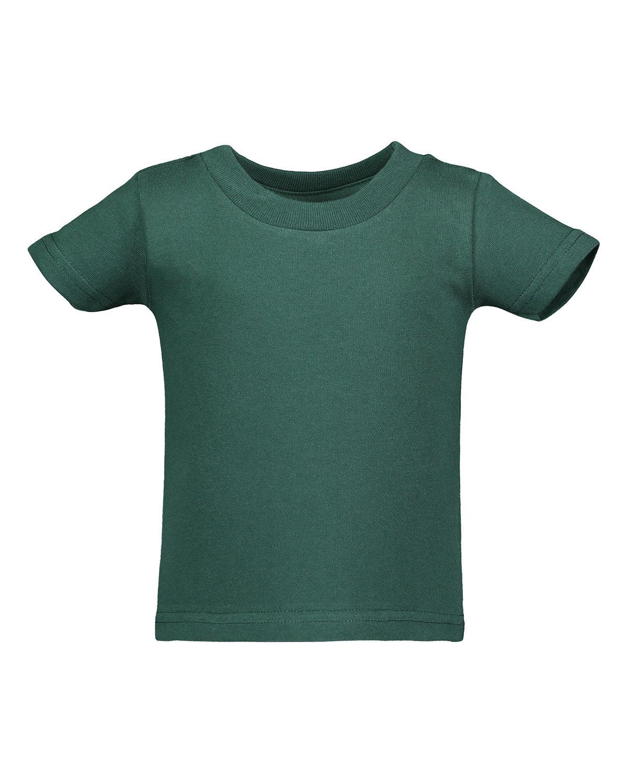 Rabbit Skins Infant Cotton Jersey T-Shirt FOREST