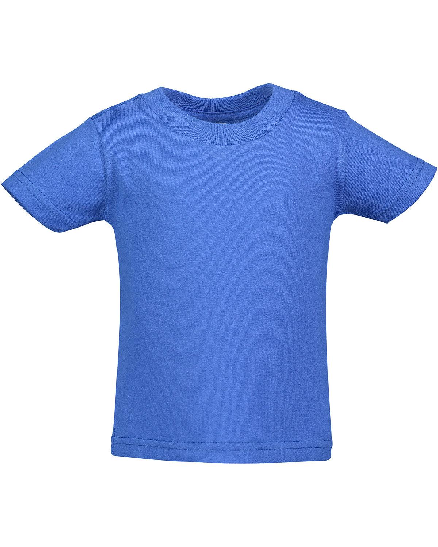 Rabbit Skins Infant Cotton Jersey T-Shirt ROYAL