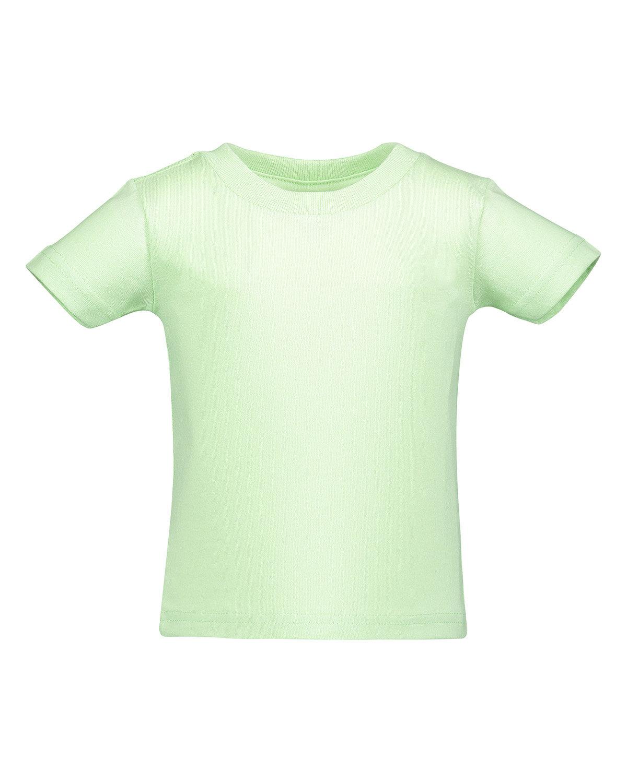 Rabbit Skins Infant Cotton Jersey T-Shirt MINT