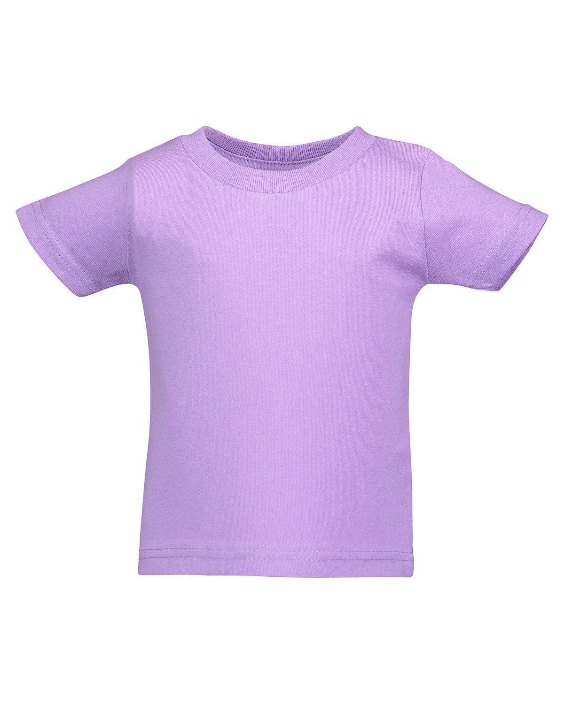 Rabbit Skins Infant Cotton Jersey T-Shirt LAVENDER