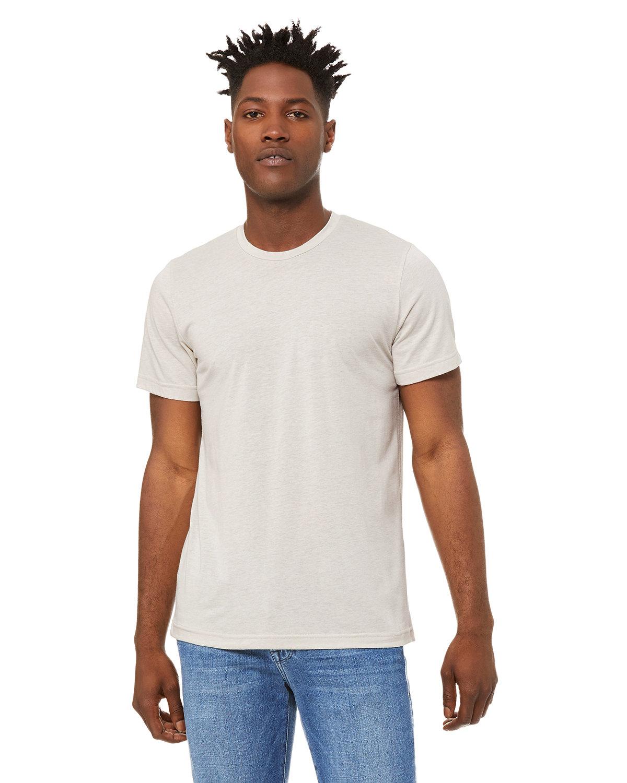 Bella + Canvas Unisex Triblend T-Shirt CEMENT TRIBLEND