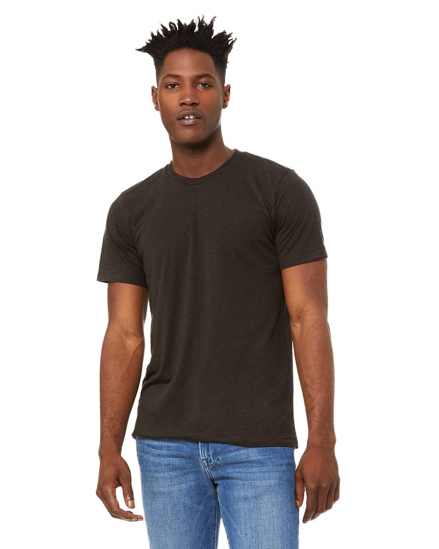 Bella + Canvas Unisex Triblend T-Shirt ESPRESSO TRBLND