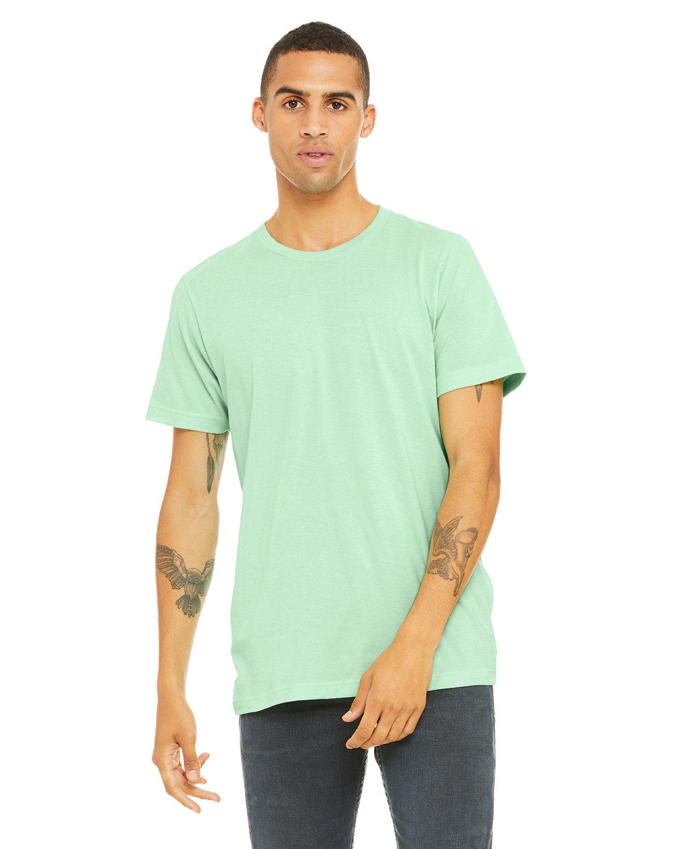 Bella + Canvas Unisex Triblend T-Shirt MINT TRIBLEND