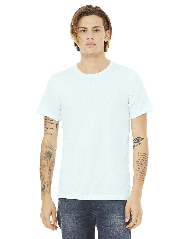 Bella + Canvas Unisex Triblend T-Shirt ICE BLUE TRIBLND