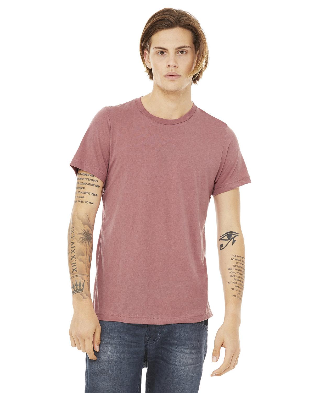 Bella + Canvas Unisex Triblend T-Shirt MAUVE TRIBLEND