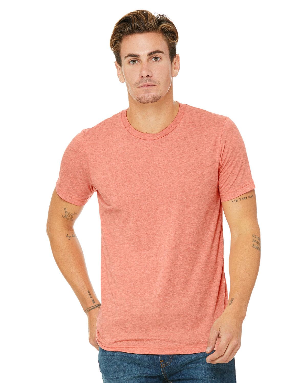 Bella + Canvas Unisex Triblend T-Shirt SUNSET TRIBLEND