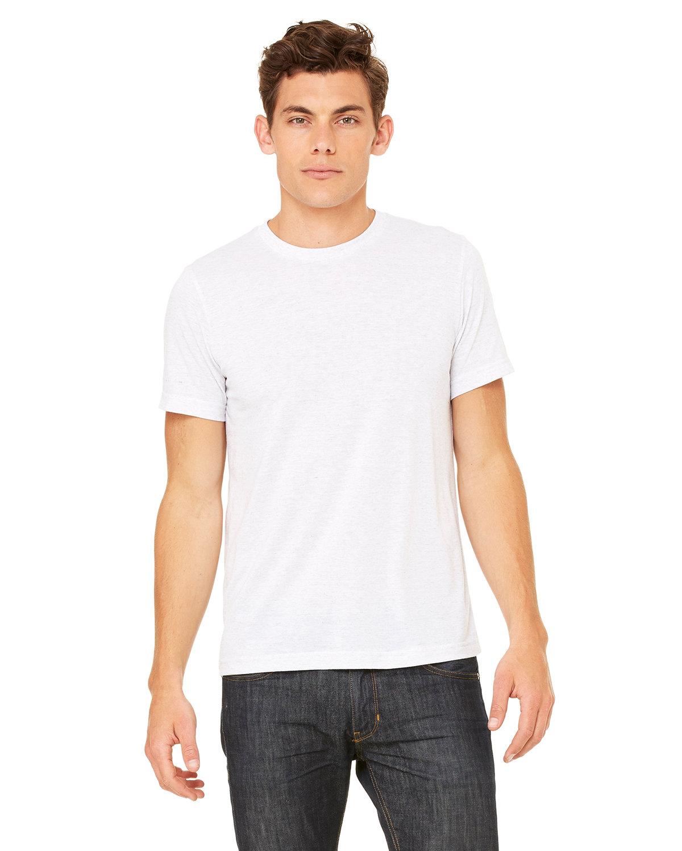 Bella + Canvas Unisex Triblend T-Shirt OATMEAL TRIBLEND
