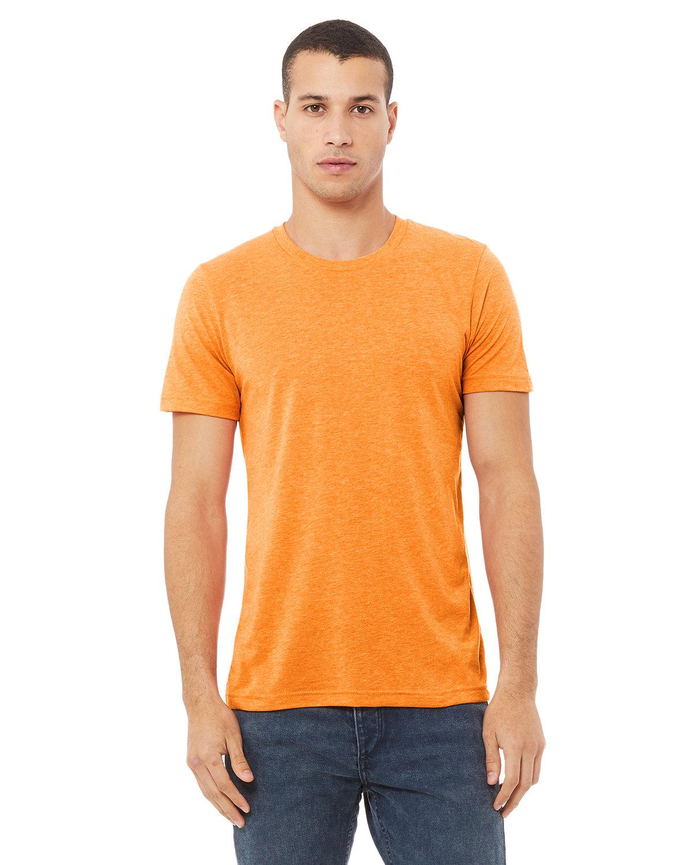Bella + Canvas Unisex Triblend T-Shirt ORANGE TRIBLEND