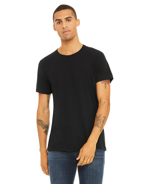 Bella + Canvas Unisex Triblend T-Shirt SLD BLK TRIBLEND