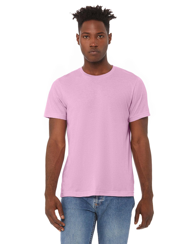 Bella + Canvas Unisex Triblend T-Shirt LILAC TRIBLEND