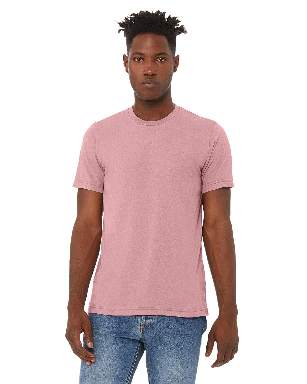 Bella + Canvas Unisex Triblend T-Shirt ORCHID TRIBLEND