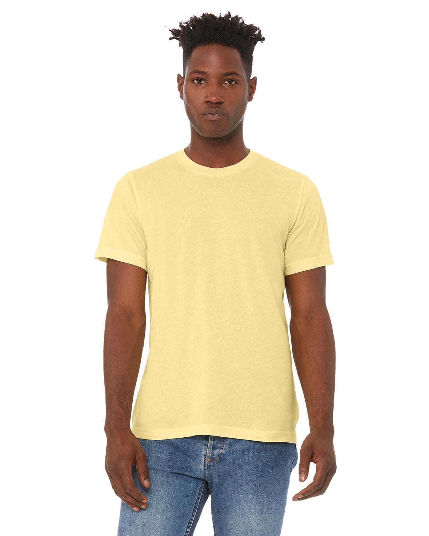 Bella + Canvas Unisex Triblend T-Shirt PALE YLW TRBLND