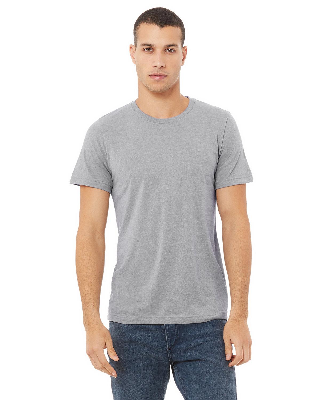 Bella + Canvas Unisex Triblend T-Shirt ATH GREY TRBLND