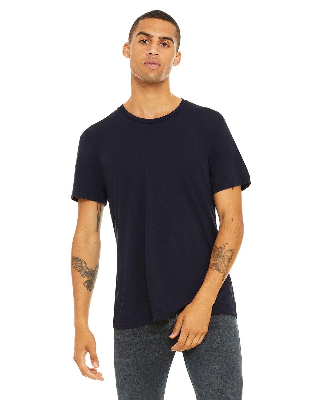 Bella + Canvas Unisex Triblend T-Shirt SOLID NVY TRBLND