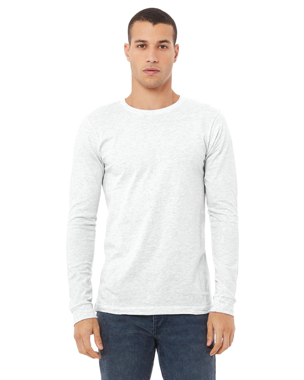 Bella + Canvas Unisex Jersey Long-Sleeve T-Shirt ASH