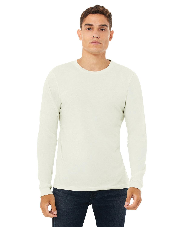 Bella + Canvas Unisex Jersey Long-Sleeve T-Shirt CITRON