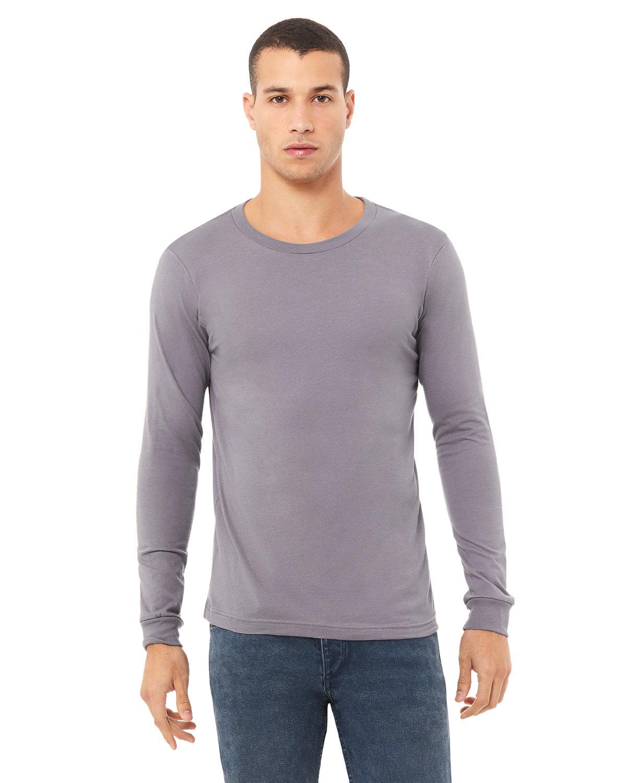 Bella + Canvas Unisex Jersey Long-Sleeve T-Shirt STORM