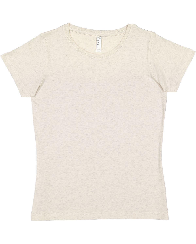 LAT Ladies' Fine Jersey T-Shirt NATURAL