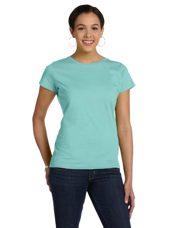 LAT Ladies' Fine Jersey T-Shirt CHILL