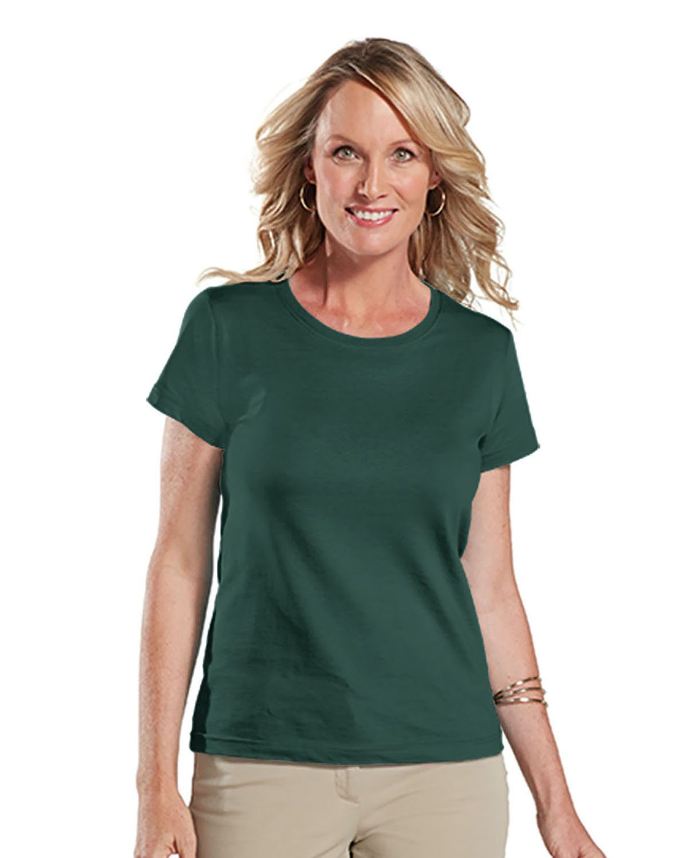 LAT Ladies' Fine Jersey T-Shirt FOREST