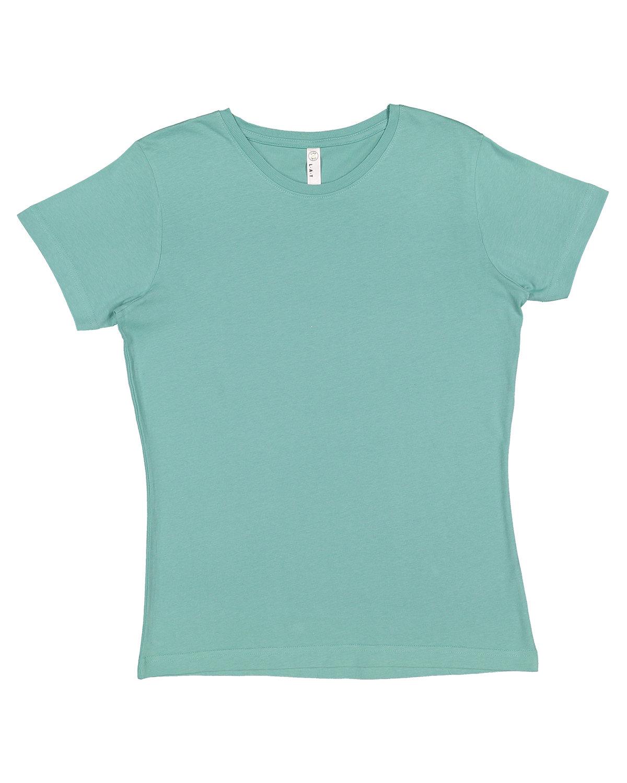 LAT Ladies' Fine Jersey T-Shirt SALTWATER