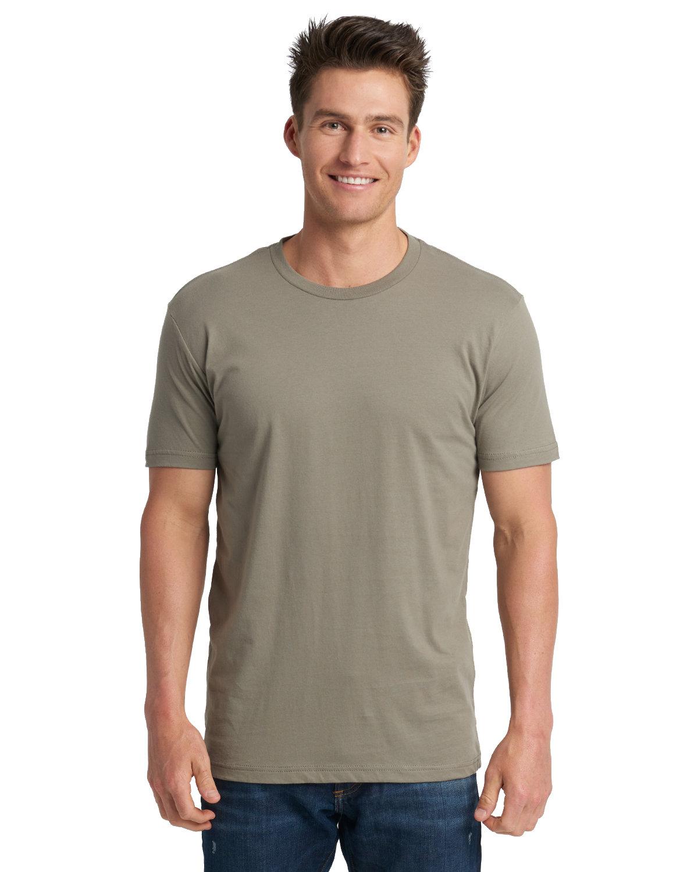 Next Level Unisex Cotton T-Shirt WARM GRAY