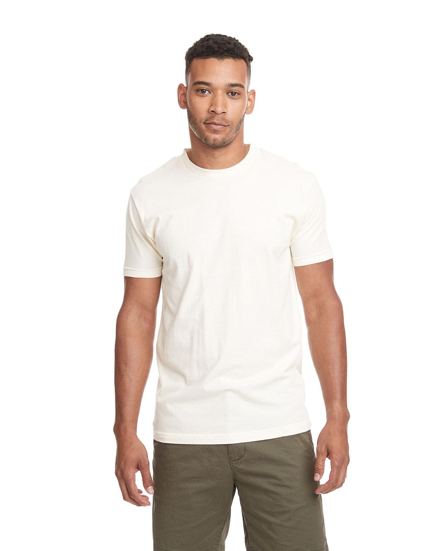 Next Level Unisex Cotton T-Shirt CREAM