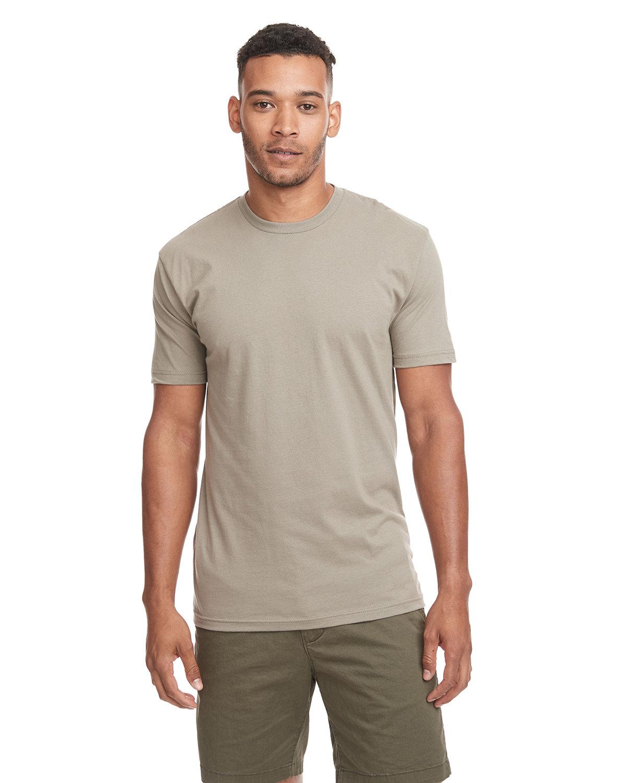 Next Level Unisex Cotton T-Shirt SAND
