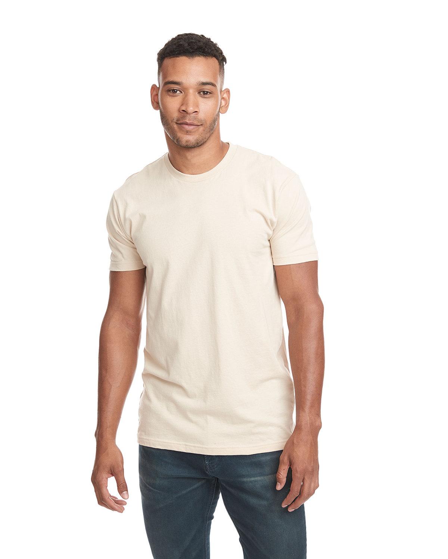 Next Level Unisex Cotton T-Shirt NATURAL