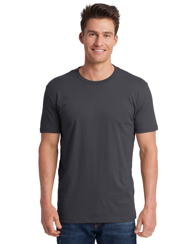 Next Level Unisex Cotton T-Shirt HEAVY METAL