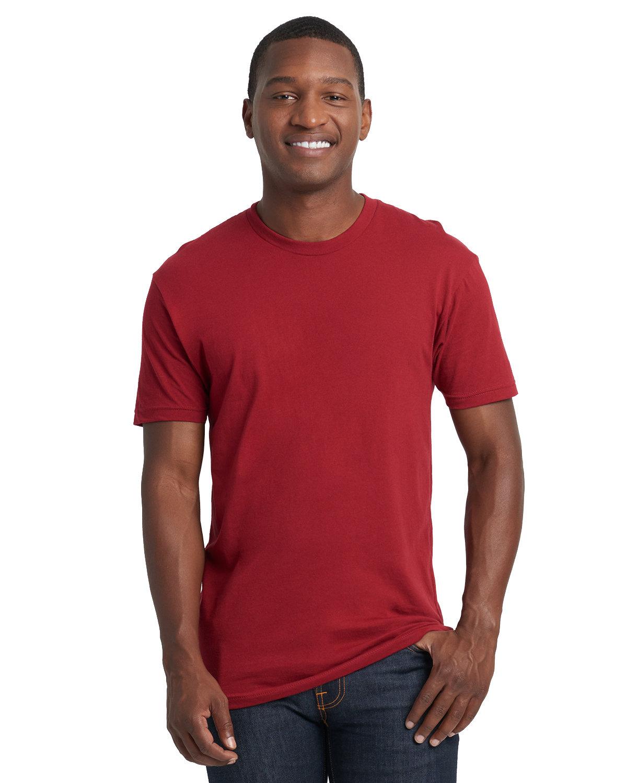 Next Level Unisex Cotton T-Shirt CARDINAL