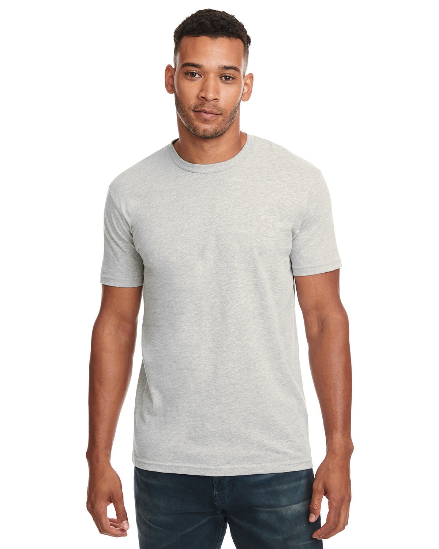 Next Level Unisex Cotton T-Shirt OATMEAL