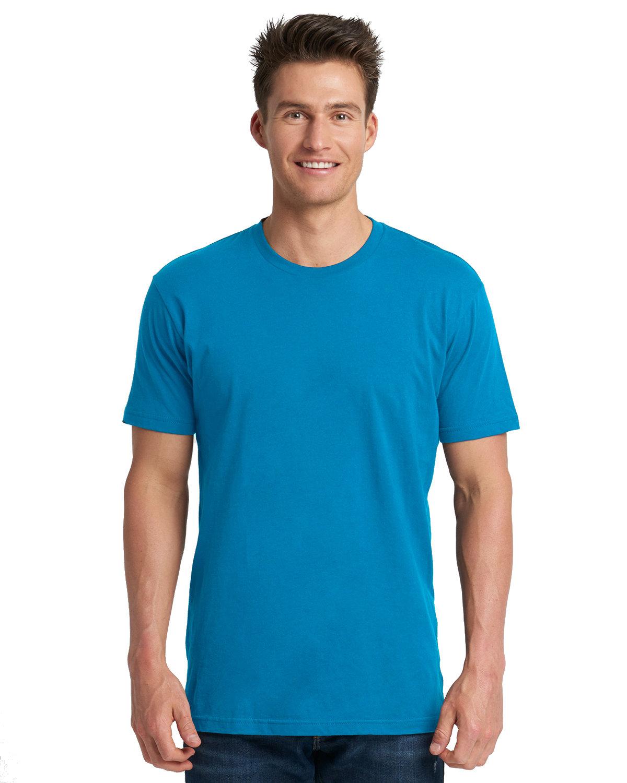 Next Level Unisex Cotton T-Shirt TURQUOISE