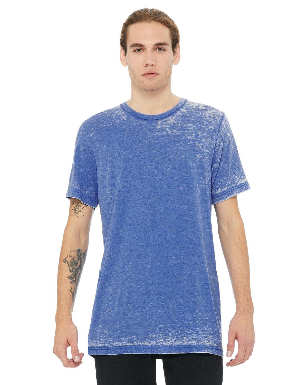 Bella + Canvas Unisex Poly-Cotton Short-Sleeve T-Shirt TR RYL ACID WASH