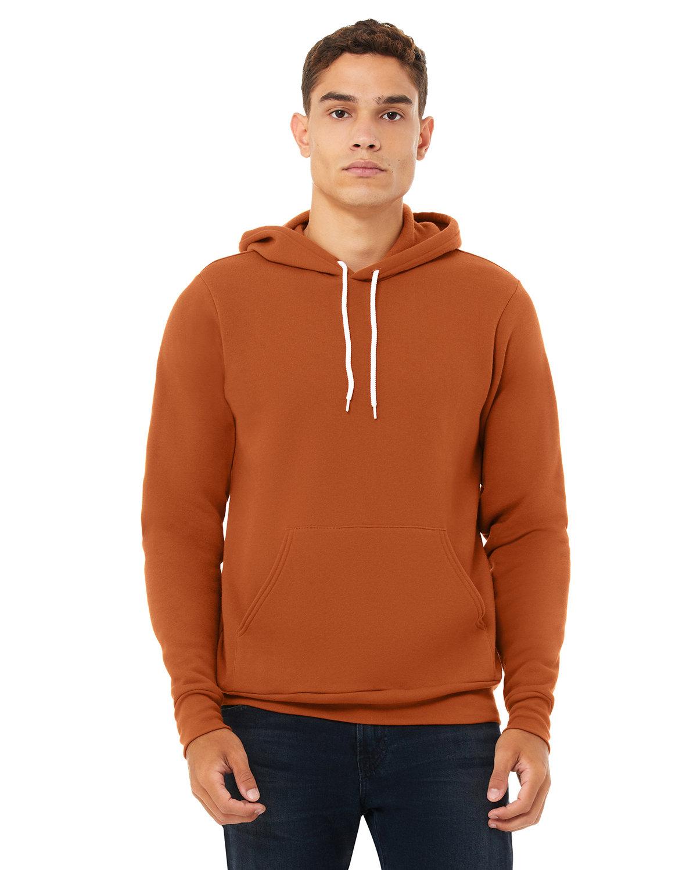 Bella + Canvas Unisex Sponge Fleece Pullover Hooded Sweatshirt AUTUMN