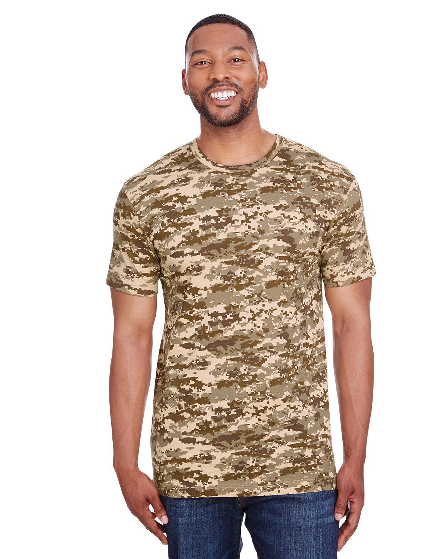 Code Five Men's Camo T-Shirt SAND DIGITAL