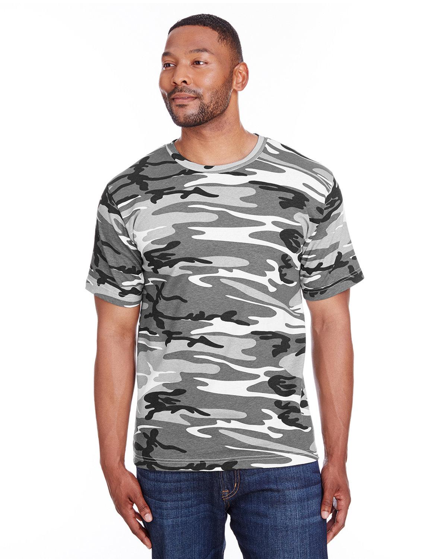 Code Five Men's Camo T-Shirt URBAN WOODLAND